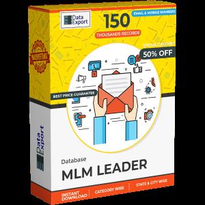 MLM Leader Emails Database