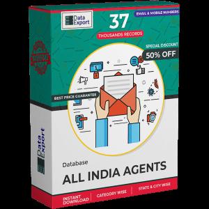 Agents Database