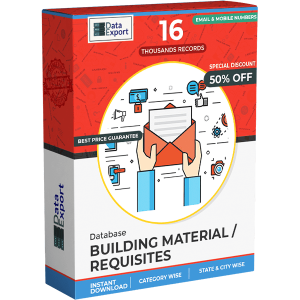 Building Material/ Requisites Database