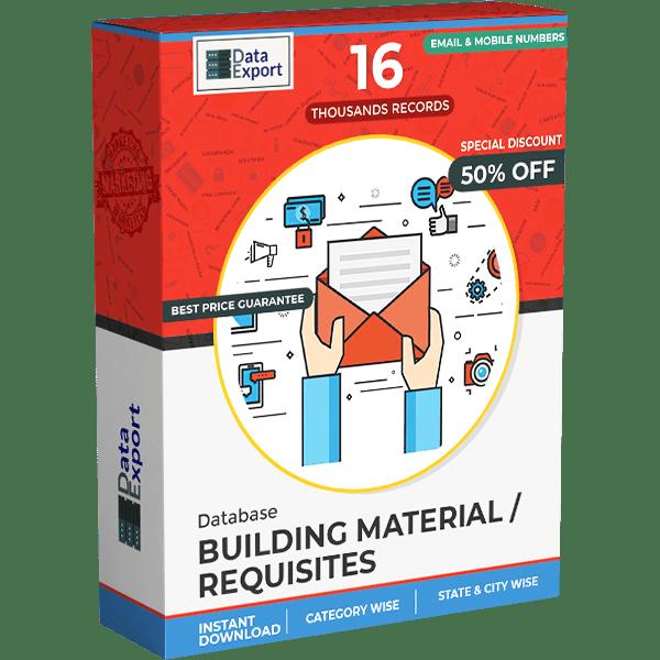 Building Material/ Requisites Database