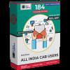 Cab Users Database