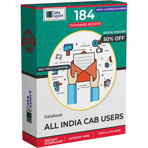 Cab Users Database
