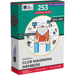 Club Mahindra Members Database