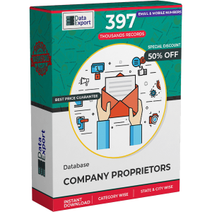 Company Proprietors Database
