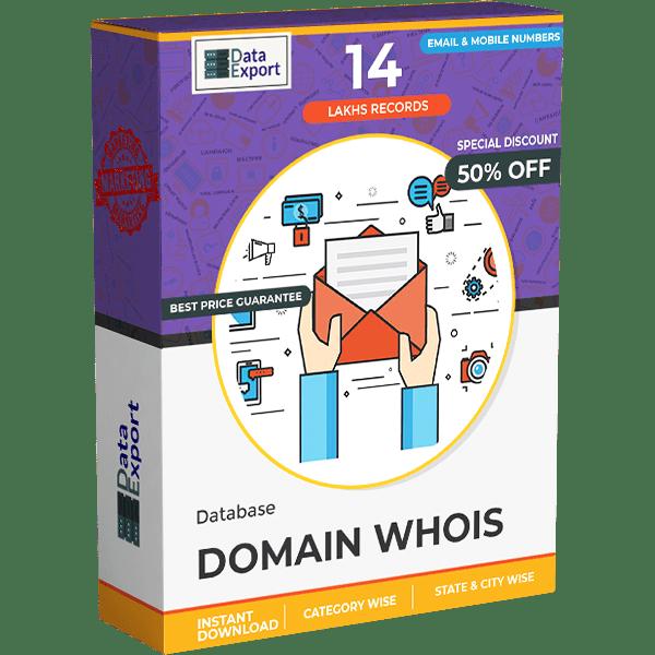 Domain Whois Database