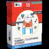 Fabric / Clothing Stores Database