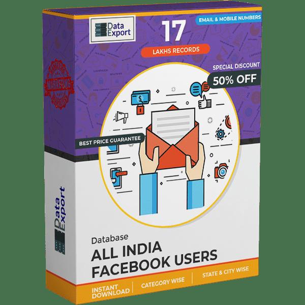 Facebook Users Database
