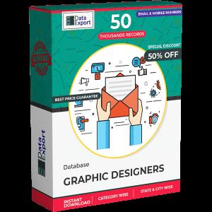Graphic Designers Database