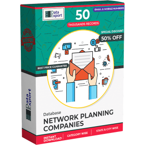 Network Planning Companies Database