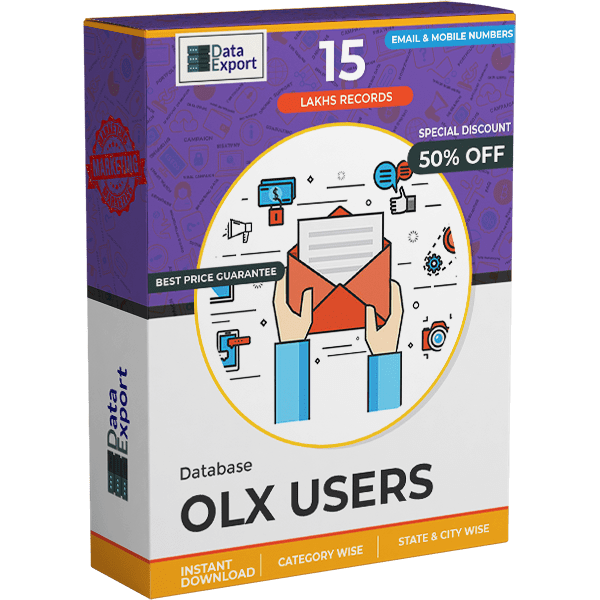 OLX Users Database