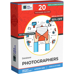 Photographers Database