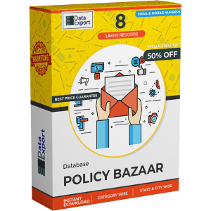 Policy Bazaar Database