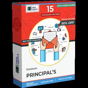 Principals Database
