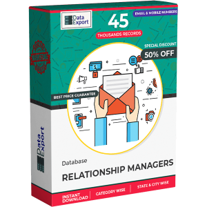 Relationship Managers Database