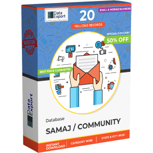 Samaj / Community Database