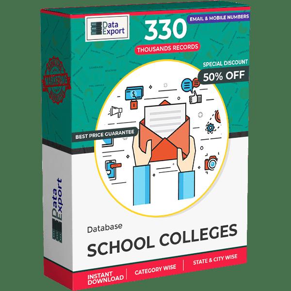 School Colleges Database