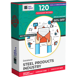 Steel Products Industry Database