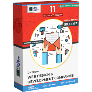 Web Design & Development Companies Database